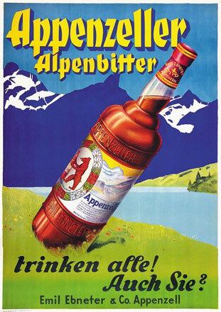 Anonym - Appenzeller Alpenbitter