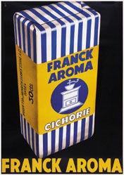 Monogramm SR - Franck Aroma