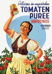 Anonym - Vollaroma in ungarischen Tomaten Purée