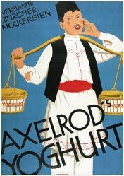 Anonym - Axelrod's Yoghurt