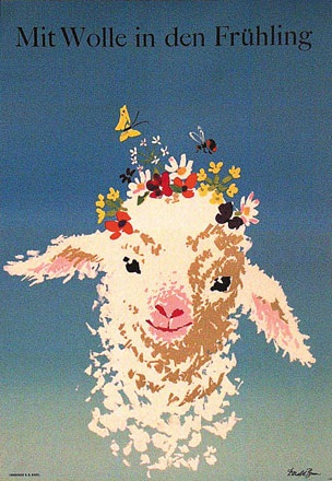 Brun Donald - Mit Wolle in den Frühling