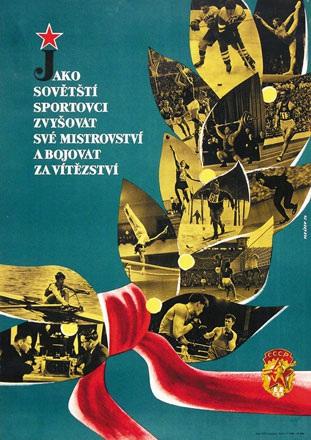 Pekarek - Sovetsti Sportovci