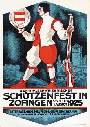 Anonym - Schützenfest Zofingen