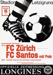 Anonym - FC Zürich - FC Santos