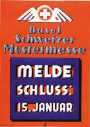 Kaiser Oskar - Mustermesse Basel