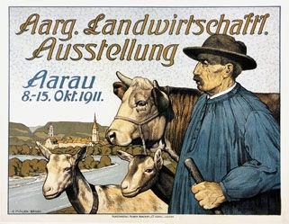 Müller Gottlieb - Landwirtschaftliche Ausstellung