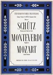 Monogramm H. - Häusermannscher Chor