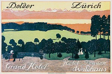 Cardinaux Emil - Dolder Zürich