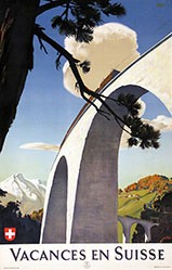 Welf Edmund - Vacances en Suisse