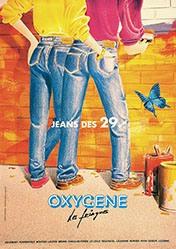 Ardeco Publicité - Oxygene