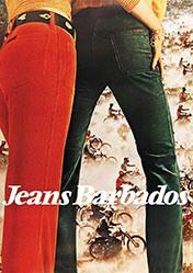 Rogivue + Schmid - Barbados Jeans