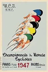 Anonym - Championnats du monde Cycliste