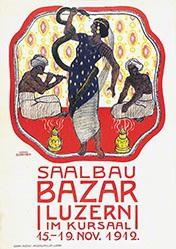Zürcher Hans - Saalbau Bazar