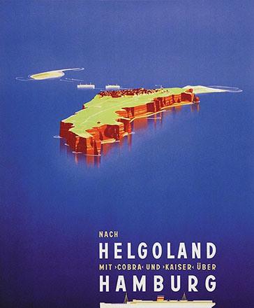 Anonym - Helgoland