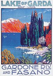 Anonym - Lake of Garda