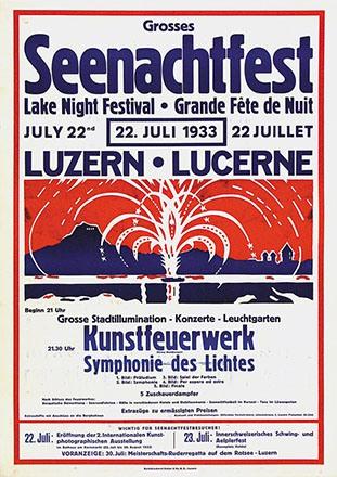 Anonym - Seenachtfest Luzern