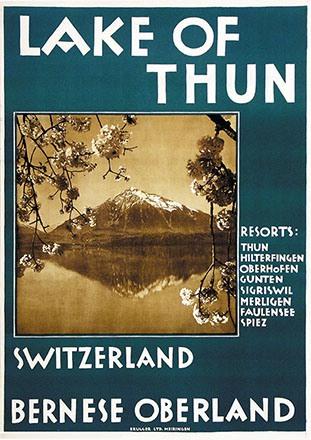 Anonym - Lake of Thun