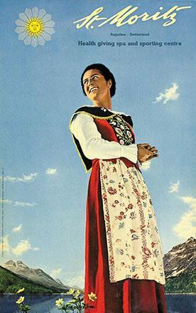 Bischof Werner - St. Moritz