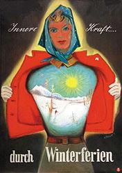 Carigiet Alois - Innere Kraft durch Winterferien