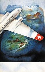 Häfelfinger Eugen - ohne Worte (Swissair)