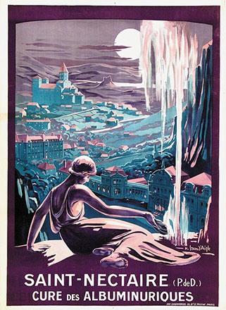 d'Aigle Iran H. - Saint-Necarine