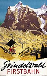 Koller Louis - Grindelwald Firstbahn