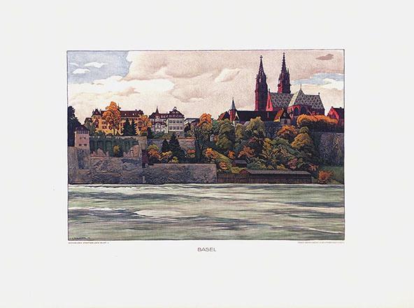 Schlatter Ernst Emil - Basel