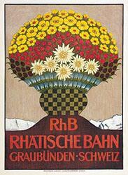 Schlatter Ernst Emil - Rhätische Bahn