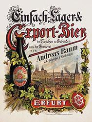Monogramm AR - Export Bier