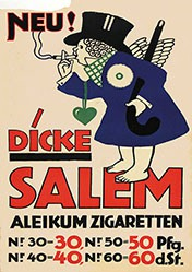 Anonym - Dicke Salem
