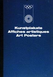 Diverse Gestalter - Olympische Spiele München (28 Plakate)