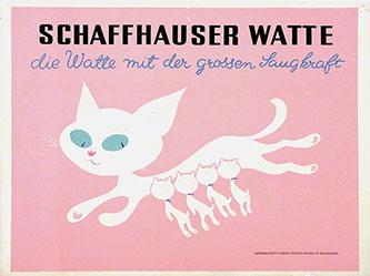 Anonym - Schaffhauser Watte