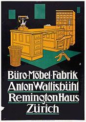 Baumberger Otto - Büro-Möbel-Fabrik