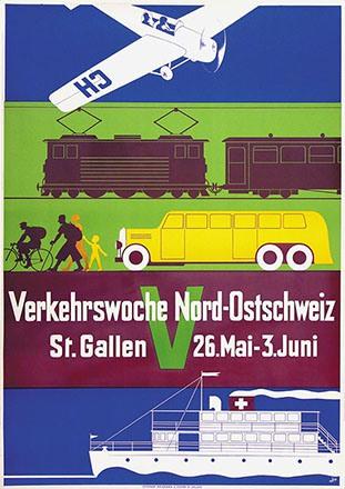Monogramm WB - Verkehrswoche