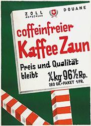 Schlegel Karl - Zaunkaffee