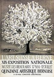 Surbek Viktor - L'Art Suisse à Berne