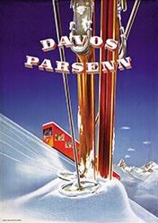 Hauri Edi - Davos Parsenn