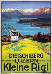 Landolt Otto - Kleine Rigi