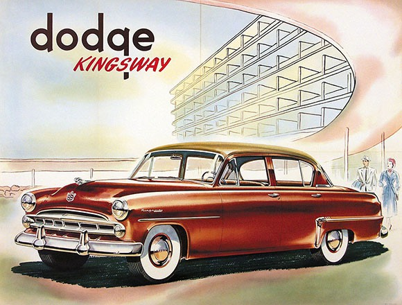 Anonym - Dodge Kingsway