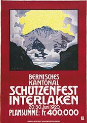 Colombi Plinio - Schützenfest lnterlaken