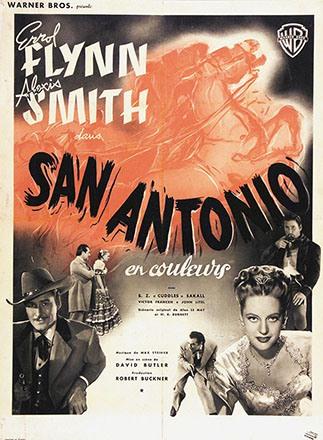 Anonym - San Antonio