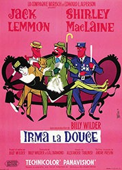 Mara Jan - Irma la douce