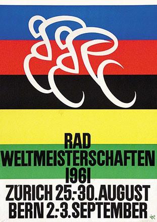 Diggelmann Alex Walter - Rad Weltmeisterschaften