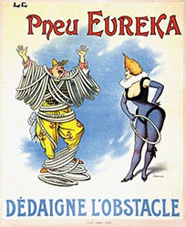 Charbonnier Louis - Pneu Eureka