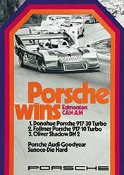 Lauster/Reichert - Porsche wins