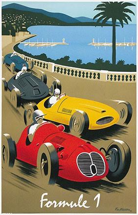 Fix-Masseau Pierre - Formule 1