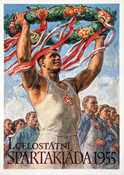 Kostelec Cerveny - Spartakiada