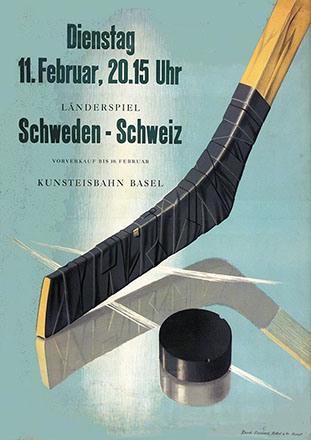 Birkhäuser Peter - Schweden-Schweiz