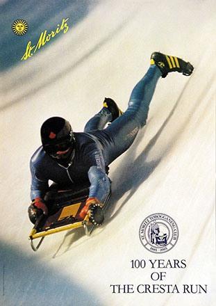 Eberhofer (Photo) - Cresta Run St. Moritz