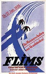 de Coulon Eric - Ski-Meisterschaften von Graubünden